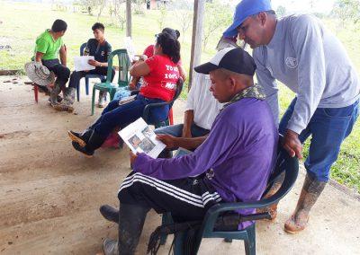 T06.11 Puerto Guzmán: Resilience,  Stabilization, Development