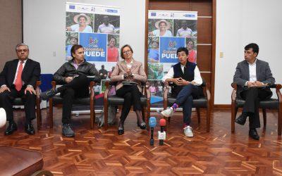 El proyecto Colombia PUEDE llegó a Nariño, con el apoyo financiero y técnico del Fondo Europeo para la Paz, el Gobierno Nacional y el Centro de Comercio Internacional (ITC)