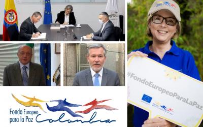 """""""Nuestro respaldo al proceso de Paz es irreversible"""": Embajadora de la UE en Colombia"""