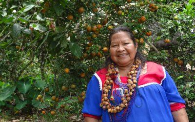 Senderos de Paz, tradiciones y artesanías en Putumayo