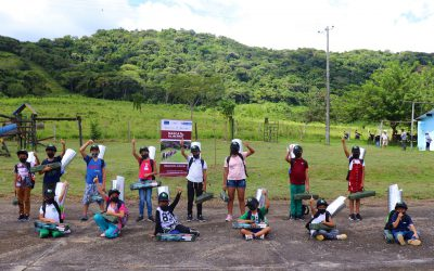 """""""Conoce tu territorio"""": el programa de Mascapaz para 1.600 niños, niñas y jóvenes del sur del Meta"""