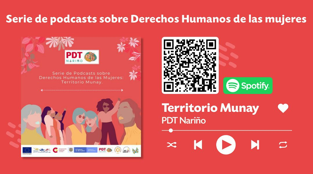 Podcasts de Paz: Territorio Munay