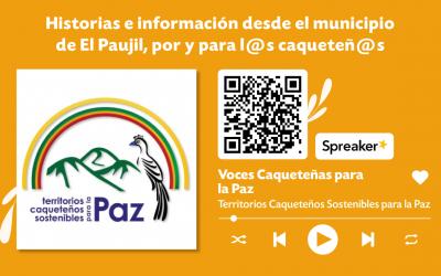 Podcasts de Paz: Voces Caqueteñas para la Paz