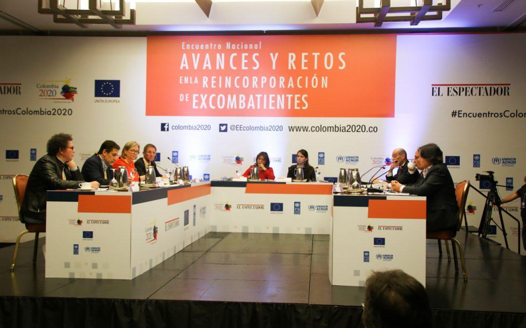 Colombia 2020, pedagogía y diálogo para construir la Paz